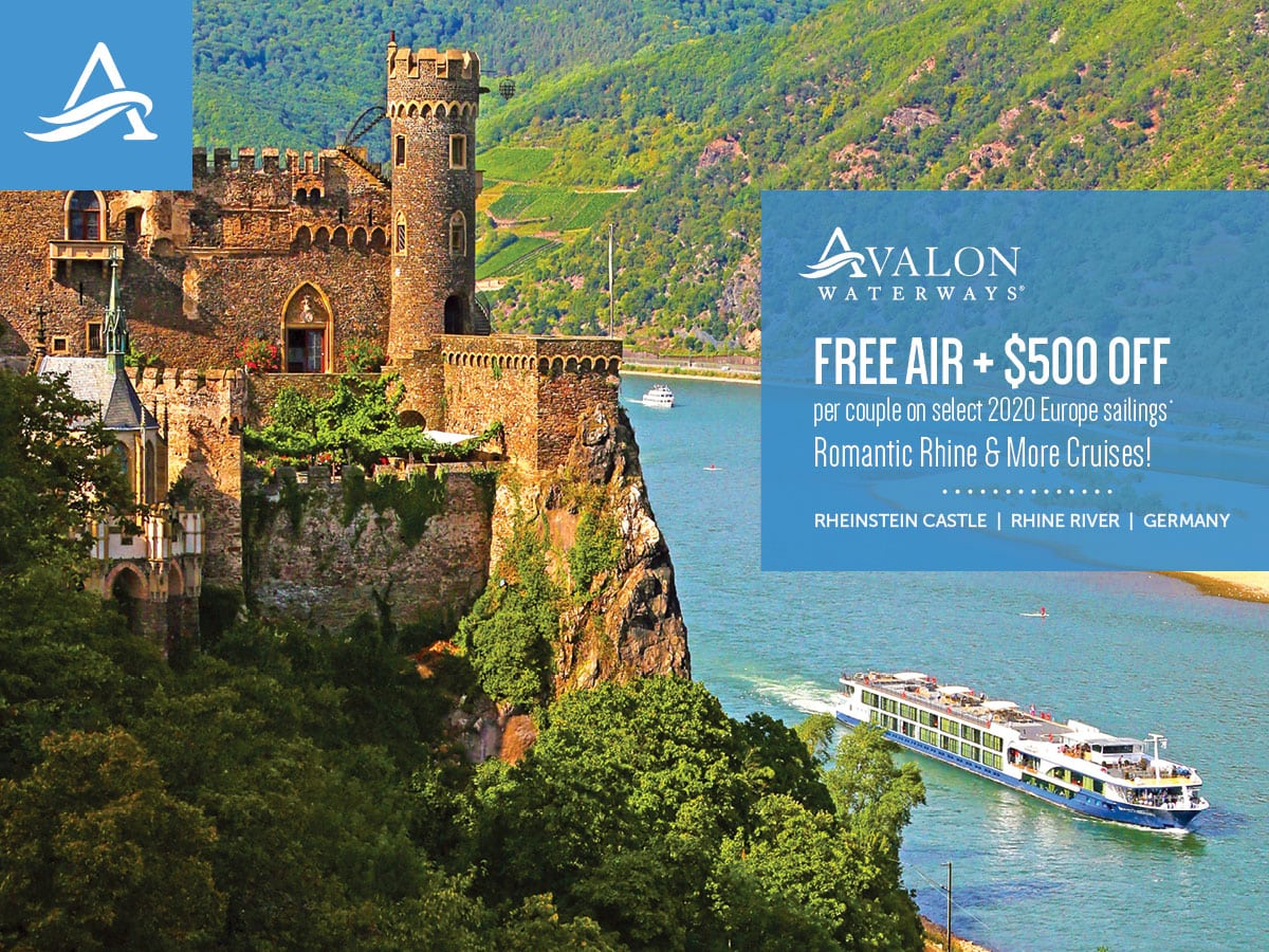 Avalon Ad for Sale